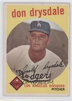 Don Drysdale [Poor to Fair]
