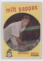 Milt Pappas [Good to VG‑EX]
