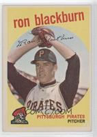 Ron Blackburn
