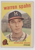 Warren Spahn (Error: Born 1931,