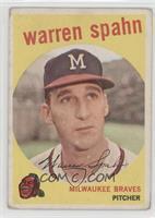 Warren Spahn (Correct: Born 1921) [PoortoFair]
