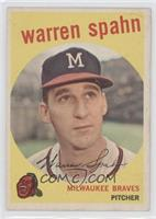 Warren Spahn (Correct: Born 1921)