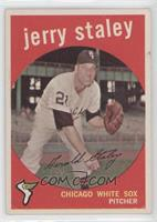 Jerry Staley [GoodtoVG‑EX]