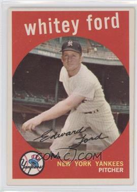 1959 Topps #430 - Whitey Ford