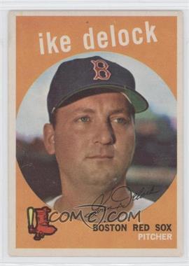 1959 Topps #437 - Ike Delock