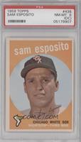 Sammy Esposito [PSA8(OC)]
