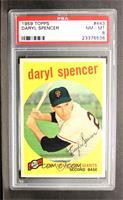 Daryl Spencer [PSA8]