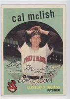 Cal McLish [Good to VG‑EX]