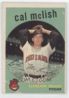 Cal McLish [GoodtoVG‑EX]