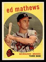 Eddie Mathews [NM]