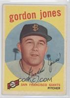 Gordon Jones [GoodtoVG‑EX]