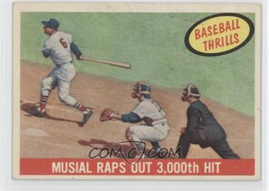 1959 Topps #470 - Stan Musial