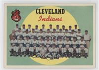 Cleveland Indians Team (7th Series Checklist)