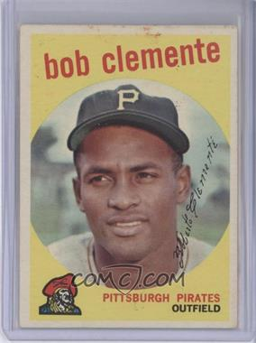 1959 Topps #478 - Roberto Clemente [Good to VG‑EX]