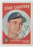 Clint Courtney