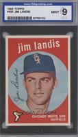 Jim Landis [ENCASED]
