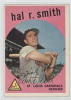 Hal Smith [Good to VG‑EX]