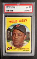 Willie Mays [PSA 6]