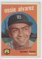 Ossie Alvarez [GoodtoVG‑EX]