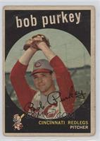 Bob Purkey [GoodtoVG‑EX]