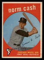 Norm Cash [VGEX]