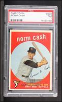 Norm Cash [PSA7]