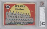New York Yankees [BVG 1.5]