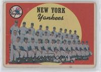 New York Yankees [Good to VG‑EX]