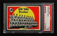 New York Yankees [PSA 5]