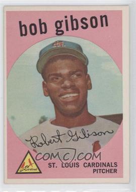 1959 Topps #514 - Bob Gibson