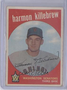 1959 Topps #515 - Harmon Killebrew [Good to VG‑EX]