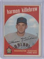 Harmon Killebrew [GoodtoVG‑EX]
