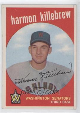 1959 Topps #515 - Harmon Killebrew