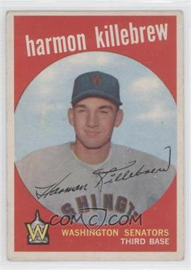 1959 Topps #515 - Harmon Killebrew [GoodtoVG‑EX]