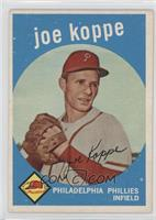 Joe Koppe [Good to VG‑EX]