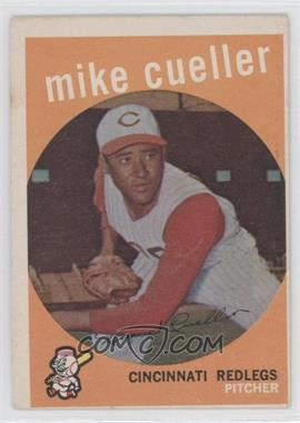 1959 Topps #518 - Mike Cuellar