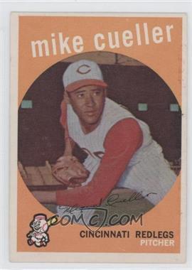 1959 Topps #518 - Mike Cuellar