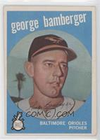 George Bamberger [Good to VG‑EX]