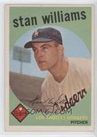 Stan Williams
