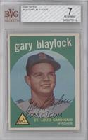 Gary Blaylock [BVG7]