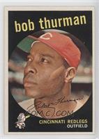 Bob Thurman