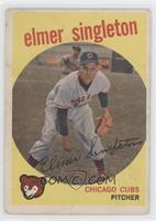 Elmer Singleton [Good to VG‑EX]
