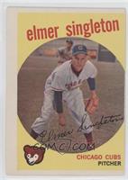 Elmer Singleton [GoodtoVG‑EX]