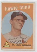 Howie Nunn [PoortoFair]