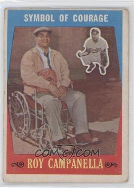 1959 Topps #550 - Roy Campanella [Good to VG‑EX]