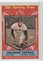 Orlando Cepeda [Good to VG‑EX]