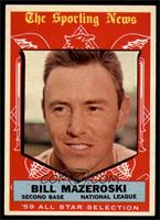 Bill Mazeroski [NM]