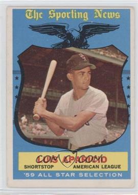 1959 Topps #560 - Luis Aparicio [GoodtoVG‑EX]