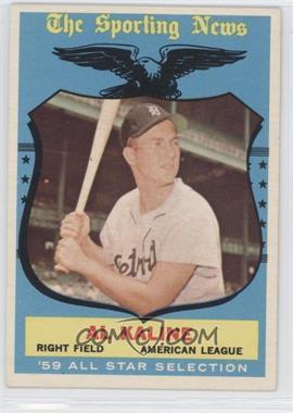 1959 Topps #562 - Al Kaline