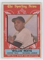 Willie Mays [Good to VG‑EX]